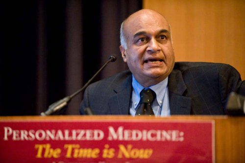 Raju Kucherlapati, Harvard professor and Personalized Medicine Conference founder