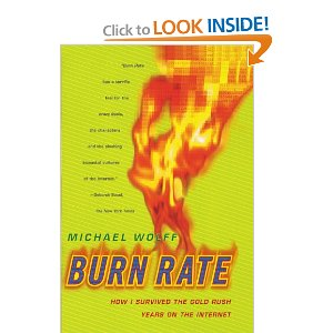 Burn Rate cover