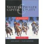 Lerner Venture Capital Casebook cover